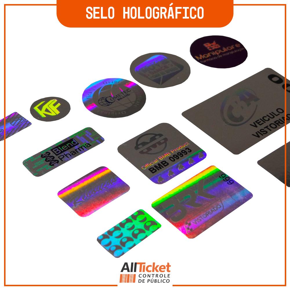 Selos Holográficos