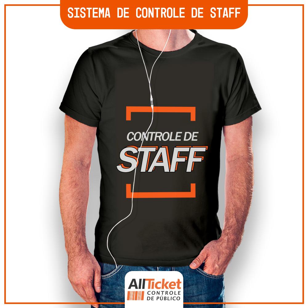 Sistema de controle de staff/pessoal